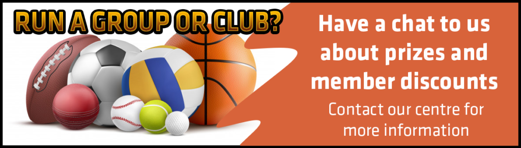 We welcome groups and clubs