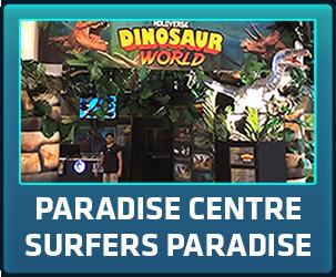 Paradise Centre site